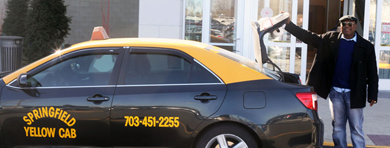 Springfield Yellow Cab Taxi Service About Us